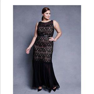 Gorgeous Lela Rose for Lane Bryant Dress